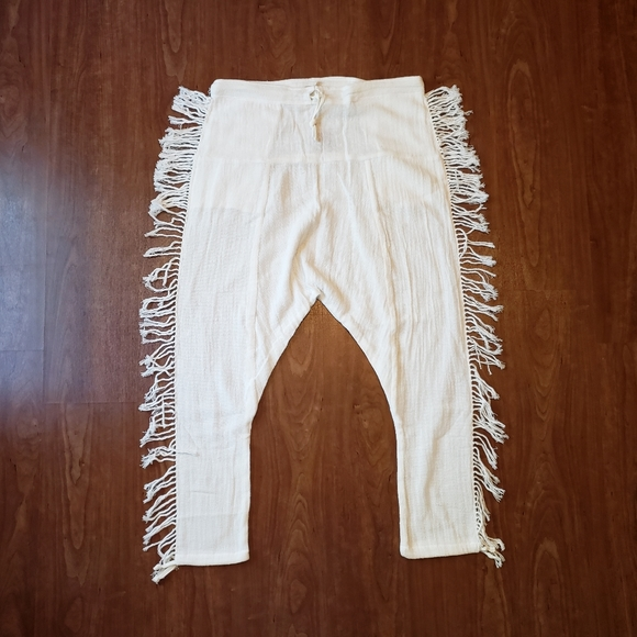 Caravana Tulum Ah Mun Harem knot pants handmade